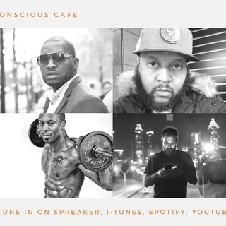 Conscious Cafe discusses not giving  up and achieving your goals.