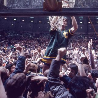 TGT Presents On This Day: January 19,1974 Notre Dame ends UCLA's 88 game winning streak