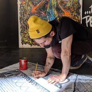 Colombia's street art