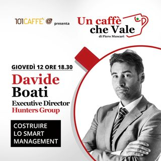Davide Boati: Costruire lo smart management