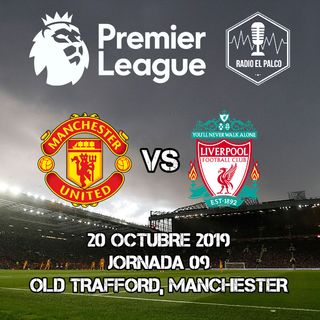 Manchester United vs Liverpool en VIVO
