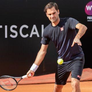Tennis Circus - gli Internazionali d'Italia, con Jacopo Lo Monaco