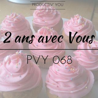 PVY068 - 2 ANS AVEC VOUS !