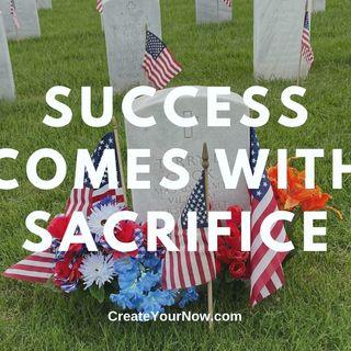 2334 Success Comes with Sacrifice