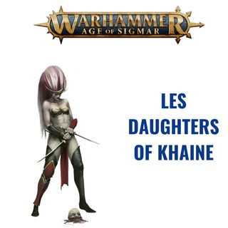 Les Daughters of Khaine