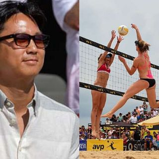 Special Guest: AVP CEO Donald Sun Talking Pro Beach Volleyball