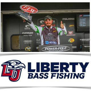 A Conversation with Costa FLW Winner Nick Thliverous & Liberty University Fishing President Coleman Roberts