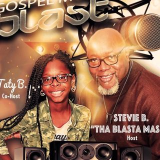Stevie B's Acappella Gospel Music Blast - (Episode 42)