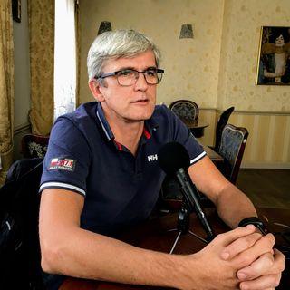 #25 Okiem Amatora - Cezary Figurski o triathlonie z trenerem młodzieży