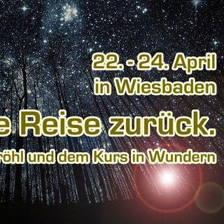 Das Scheitern des konzeptuellen Denkens. Teil 2 Sonntag Nachmittag, Wiesbaden, 24. April 2016