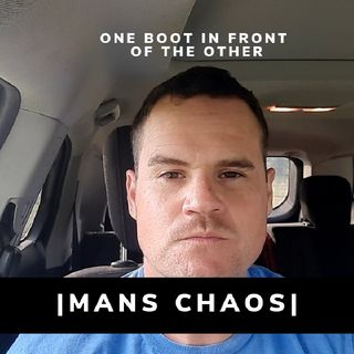 CHAOS AND THE ORDER OF MAN