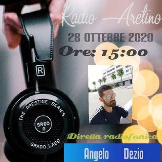 Diretta 28 Ottebre 2020 Intervista Angelo Dezio