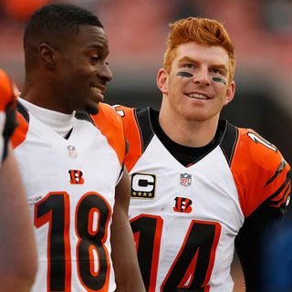 TGT NFL Show: A look ahead to the AFC North off-season, Free Agency, Draft etc...