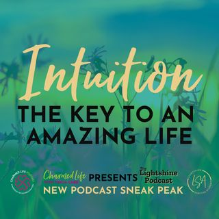 Sneak Peak of The Lightshine Podcast | Spiritual Teachers, Tricia Carr + Crystal Anne Compton
