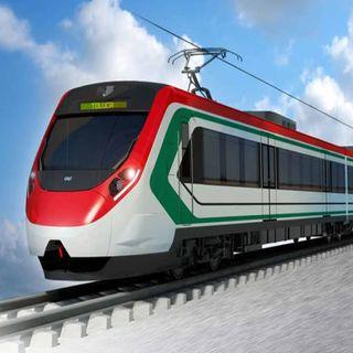 SCT detecta irregularidades en Tren México-Toluca