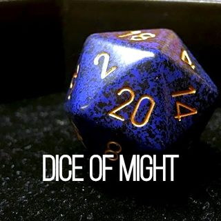 Dice of Might Ep. 3 Don't Play in the Rocks