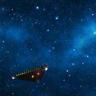 The Fabled TR3B Is Supposedly A Government UFO - Is There Any Truth To The Secret Space Program?