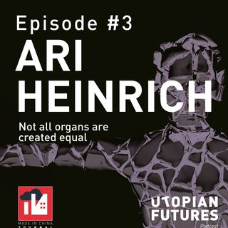 Ari Heinrich | Not All Organs Are Created Equal