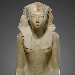 Interview: Hatshepsut, Power, and the Mafia with Prof. Kara Cooney