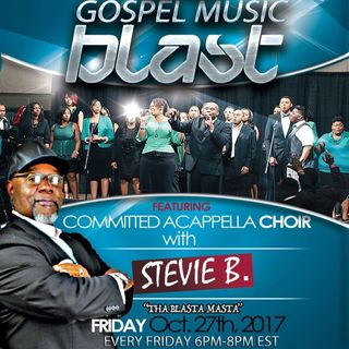 (Episode 16) - Stevie B's Acappella Gospel Music Blast