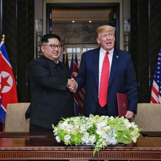 Singapore Summit;the End of Wilsonian Foreign Policy