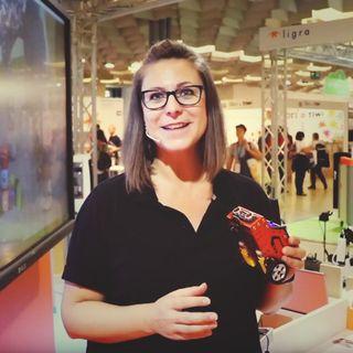 Scopri, inventa e crea: Ligra a RomeCup 2019