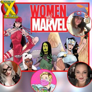Episode 65 - WOMEN OF MARVEL#1