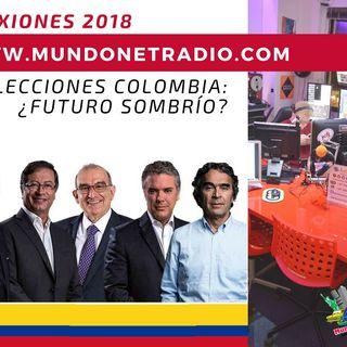 Especial Elecciones Colombia: ¿futuro sombrío?