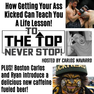 T.T.T Daily: Boston Carlos invents a new caffeine beer & a life lesson in getting your ass kicked!