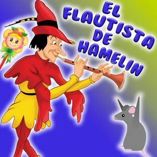 40. El flautista de Hamelin. Cuento tradicional de Hada de Fresa