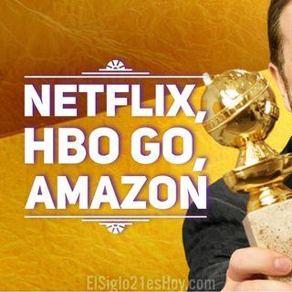 Globos de Oro ¿a series web?