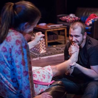 Third Rail Highlights Two Of Portland's Most Collaborative Actors