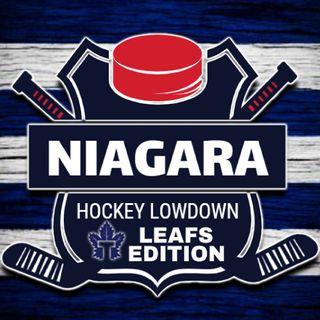 """Niagara Hockey Lowdown: Leafs Edition - Episode #2 """"Steddy Freddy"""""""