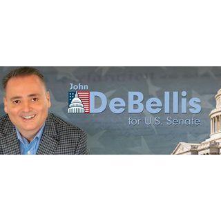 The Chauncey Show-Episode 70 Meet John DeBellis US Senate Candidate for PA