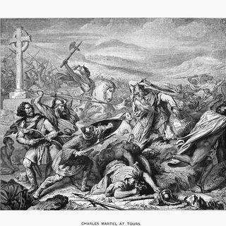 Ep. 1 Carlo Martello e la battaglia di Poitiers