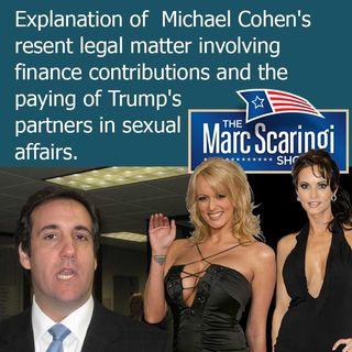 The Marc Scaringi Show 2018_08_25 Cohen's Pleas
