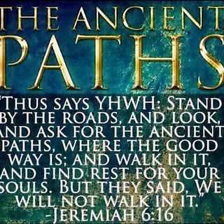Stand in the Ancient Path w/Kimathi Melaku-El