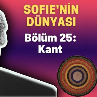 Sesli Kitap - Sofie'nin Dünyası - 25. Bölüm: Kant