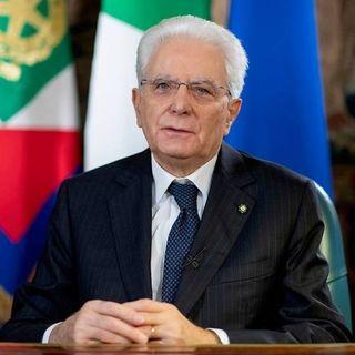 Il Presidente della Repubblica Mattarella tuona: vaccinazione come dovere civico e morale