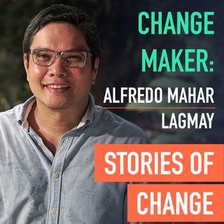 Change Maker: Alfredo Mahar Lagmay
