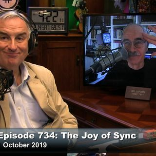 Security Now 734: The Joy of Sync