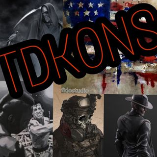 Episode 108 - Dkon : My Actual Brothers