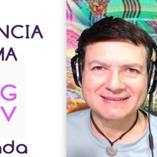 #001 Kike Posada cuenta sus inicios en el camino espiritual (Podcast)