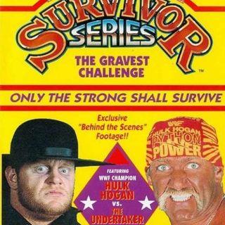 ENTHUSIASTIC REVIEWS #54: WWF Survivor Series 1991 Watch-Along