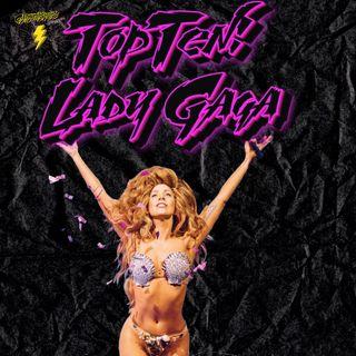 TopTen: Lady Gaga