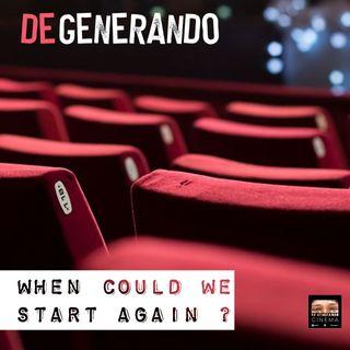 When could we start again? con Alberto Surrentino