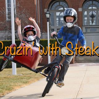 "Conspirinormal Episode 201- Cruzin with Steak (Grimsteak and James ""Dave"" Cruz)"