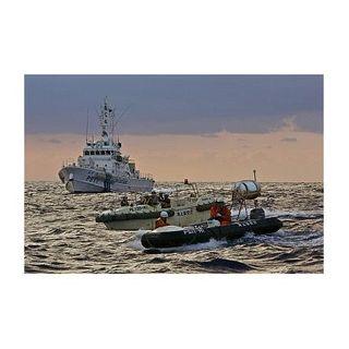 Episode 326: Undersea Lawfare with RADM Johnson, USN (Ret) and CAPT Palmer, USN
