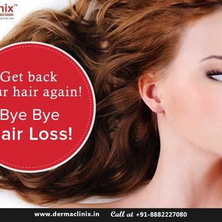Causes of Hair Loss in Women - DermaClinix New Delhi