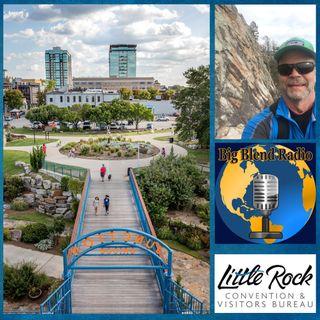 Destination Little Rock, Arkansas